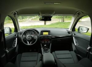 Prueba Mazda CX 5 Skyactive 4x2 style 165 CV, Interior, Rubén Fidalgo