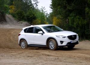 Prueba Mazda CX 5 Skyactive 4x2 style 165 CV, Os Pozos, Rubén Fidalgo