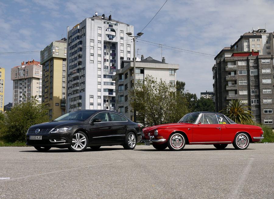 Prueba VW CC 1.8 TSI Vs Karmann Ghia 34
