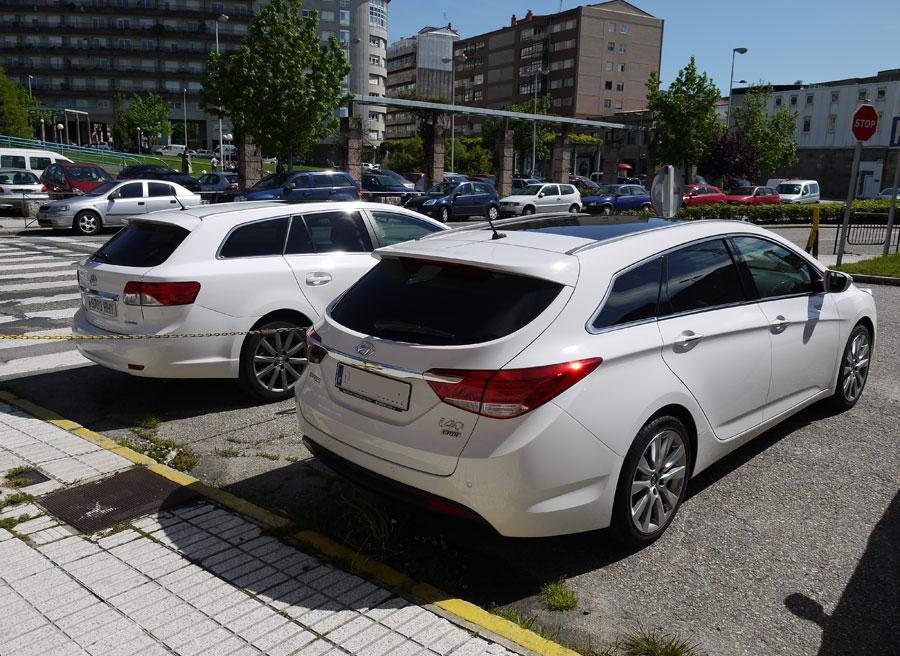 Toyota Avensis Vs Hyundai I40