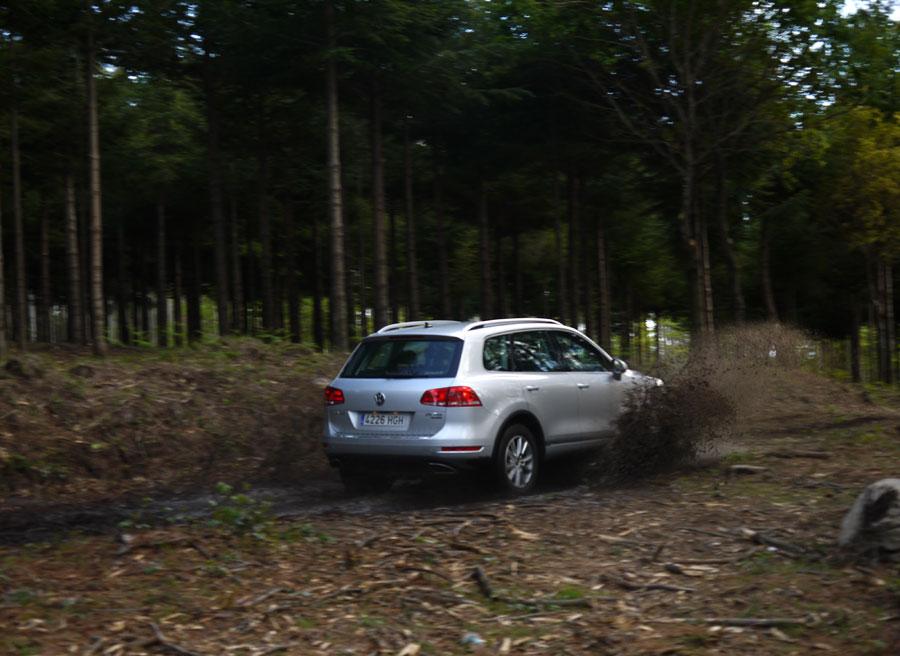 VW Touareg V6 TDi 204 CV, Vigo, Rubén Fidalgo