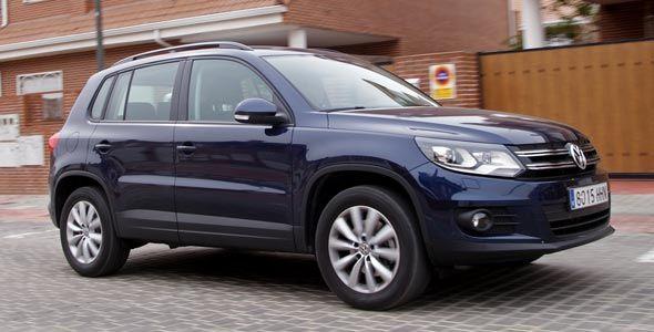 Comparativa: VW Tiguan TDI 170 CV 4×4 vs. VW Tiguan TDI 110 CV 4×2