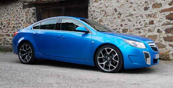 Opel Insignia OPC Unlimited: prueba total