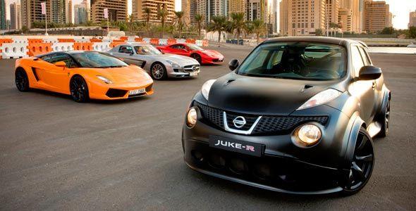Nissan Juke R: edición limitada para coleccionistas