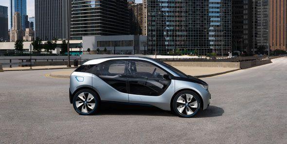 BMW lidera un proyecto para desarrollar coches eléctricos urbanos