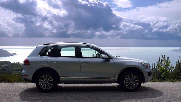 Probamos el Volkswagen Touareg V6 TDi Bluemotion
