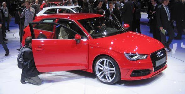 El Audi A3 adelgaza 80 kilos