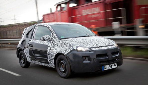 Opel Adam: Junior ya tiene nombre definitivo
