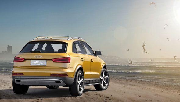 Audi despliega su lado aventurero en el Wörthersee Tour