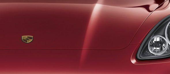 Porsche Pajun: ¿una berlina más pequeña que el Panamera?