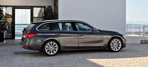 BMW Serie 3 familiar: tres nuevos motores