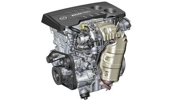 Opel inicia la renovación de su gama de motores