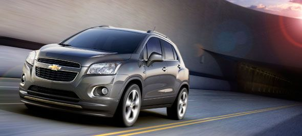 Nuevo Chevrolet Trax: los SUV están de moda