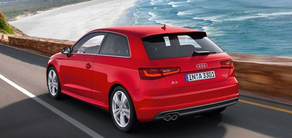 Audi A3: las primeras entregas, a finales del verano