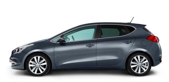 Nuevo Kia Cee'd: 5.000 unidades en 2012