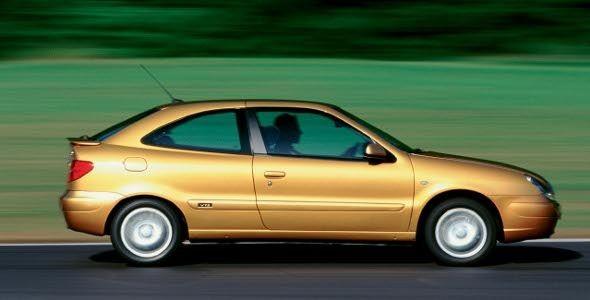 Los coches de segunda mano más baratos: deportivos