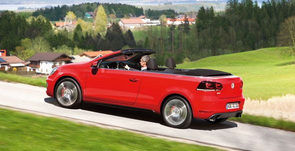 VW Golf Cabrio GTi, ya a la venta