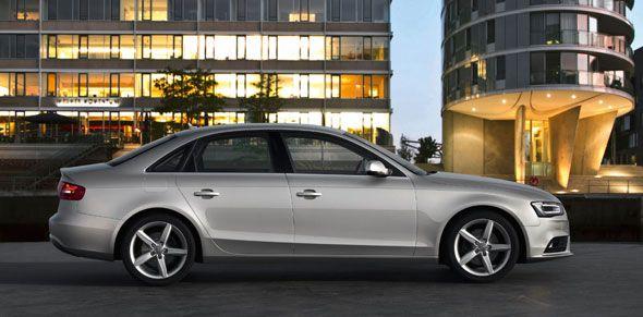 Audi A4 Advanced Edition, a la venta