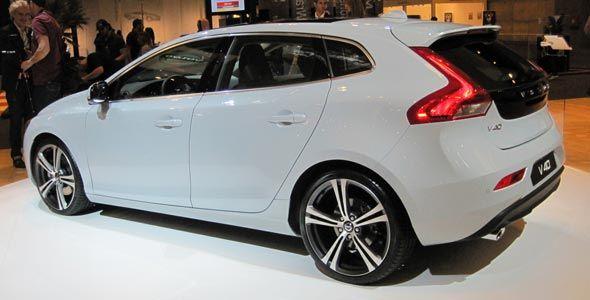 Volvo V40, debut en el Salón de Madrid 2012