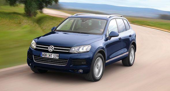 Nuevo VW Touareg Unlimited: más equipamiento y mejor precio