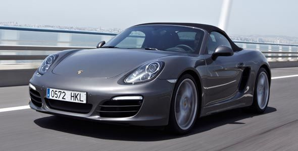 Probamos el nuevo Porsche Boxster