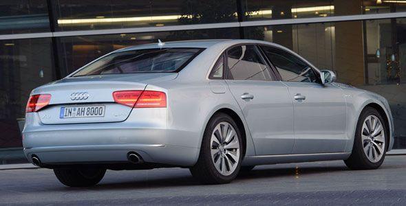 Audi A8 Hybrid: 245 CV y 6,3 litros de consumo