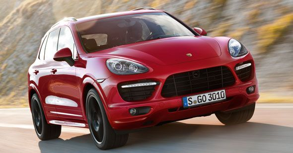 El Porsche Cayenne GTS se desvelará en primicia europea en el Salón del Automóvil de Leipzig