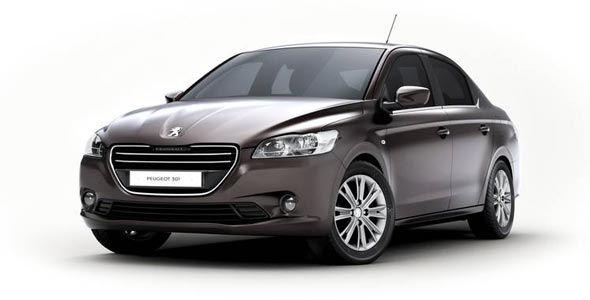 Llega el nuevo Peugeot 301