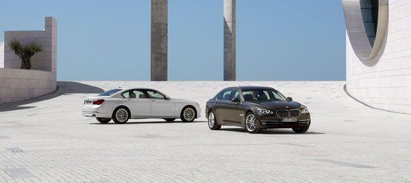 Nuevo BMW Serie 7, con mecánicas optimizadas