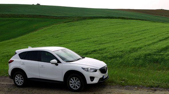 Mazda CX-5 2.0 165 CV 4×2, el SUV a prueba