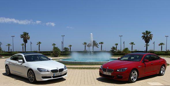 BMW Serie 6 Gran Coupé: lo conducimos