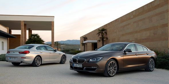 BMW Serie 6 Gran Coupé, nuevas imágenes