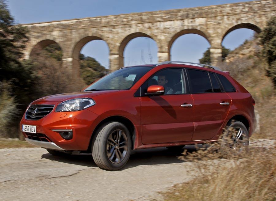 Renault Koleos, un SUV para toda la familia.