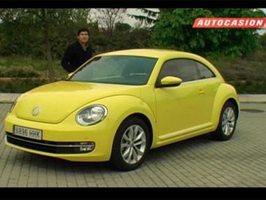 Prueba: Volkswagen Beetle 1.2 TSI