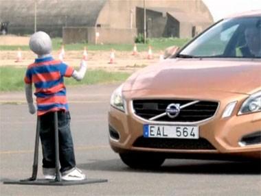 EuroNCAP pone a prueba la seguridad de los peatones