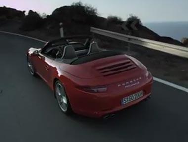 Porsche 911 Cabrio, nueva versión a la venta