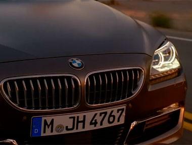 Llega el nuevo BMW Serie 6 Gran Coupé