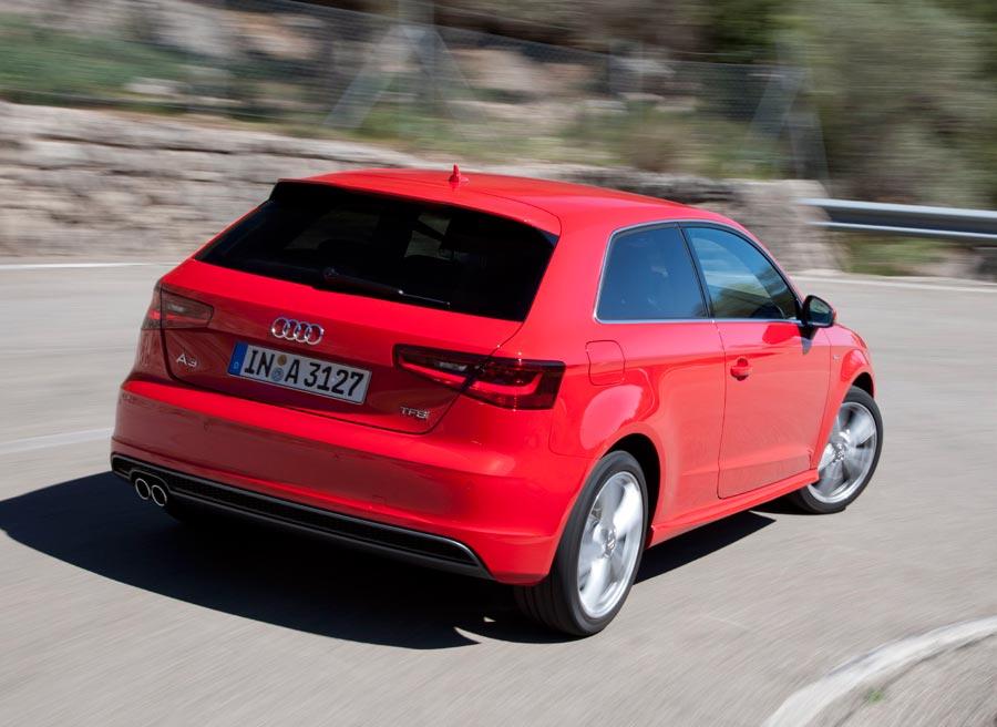 Audi busca seguir siendo una referencia en el segmento de los compactos con el nuevo A3.
