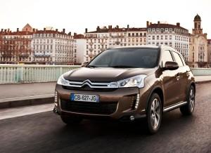 Citroën C4 Aircross, dinámica