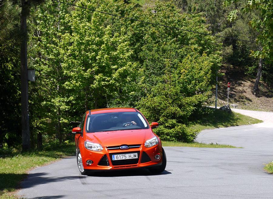 Ford Focus 2.0 TDCi 163 CV Titanium, La Coruña, Rubén Fidalgo