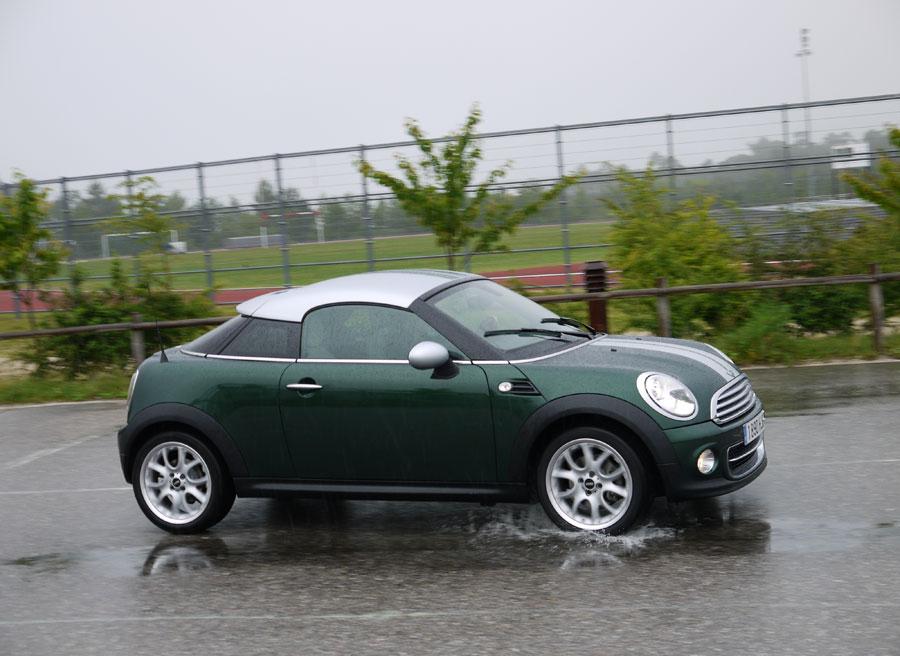 Mini Coupe Cooper, CUVI, Rubén Fidalgo