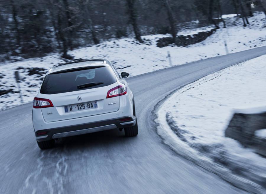El precio del Peugeot 508 RXH es de 41.500 euros.