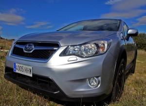 Subaru XV, frontal