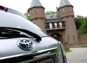 Toyota Yaris Hybrid, Amsterdam