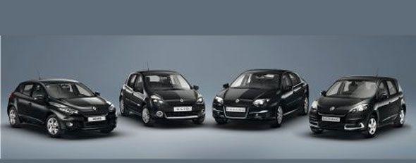 Renault lanza la serie limitada 'Techno Tab', con un 'tablet' como equipamiento de serie
