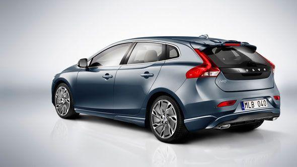 El nuevo Volvo V40 iniciará en verano su comercialización en España