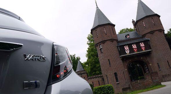 Conducimos el Toyota Yaris Híbrido