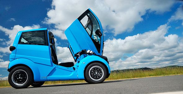 Gordon Murray diseña un coche capaz de hacer 25 km con 1 litro de combustible a 160 km/h