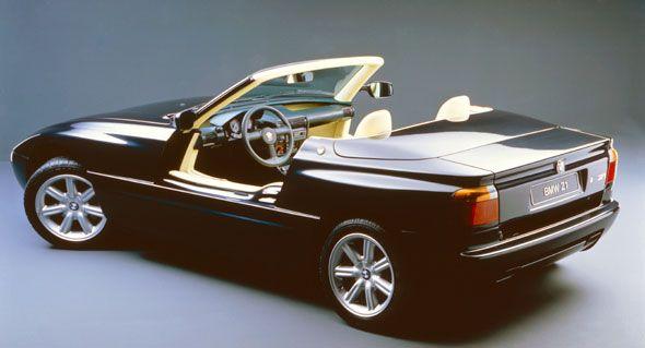 El BMW Z1 cumple 25 años