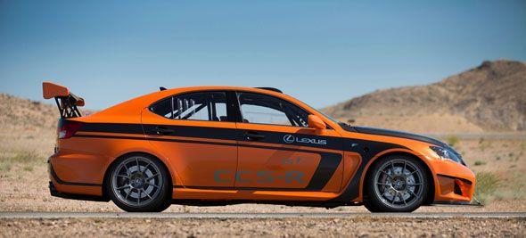 Lexus y Toyota competirán en la subida Pikes Peak